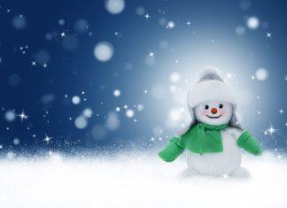 Снеговик 2021